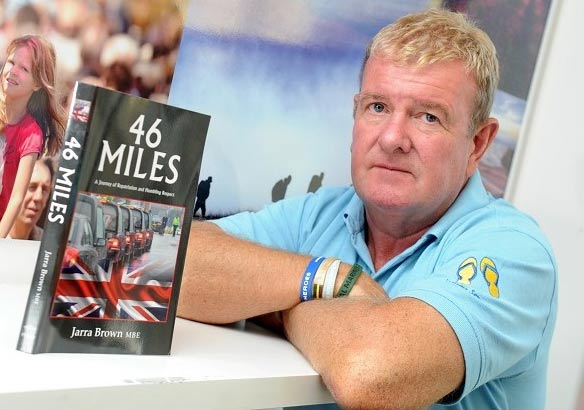 Image for 46 Miles: A Journey of Repatriation and Humbling Respect