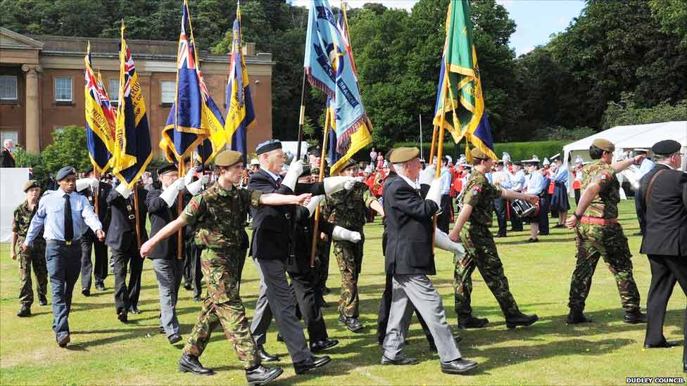Image for Armed Forces Day 2016