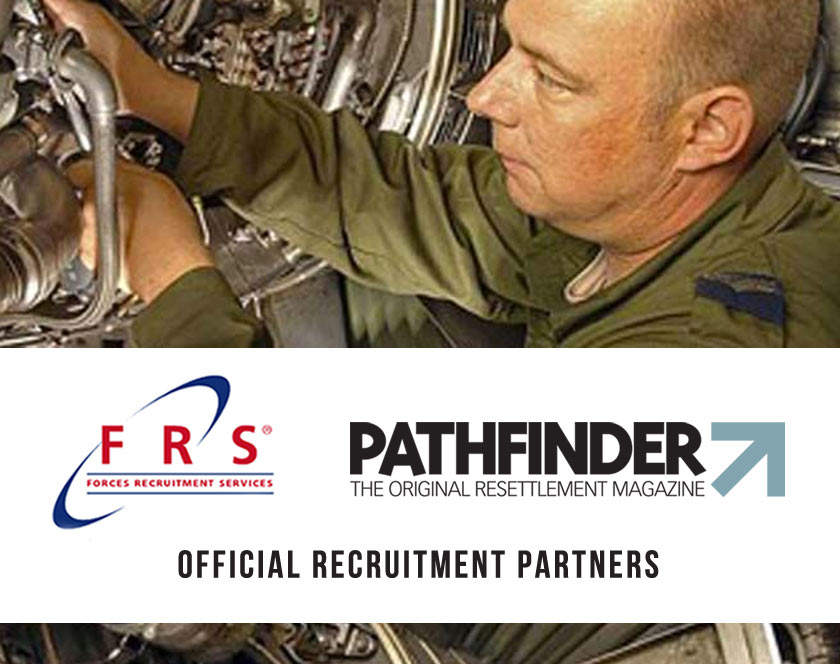 New Partnership For Ex-Military Job Seekers