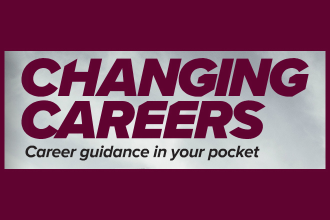 Image for Changing Careers (an FRS publication) - November 2016 Issue
