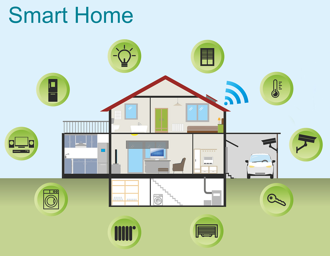 Image for From the Military to the Smart Home Industry