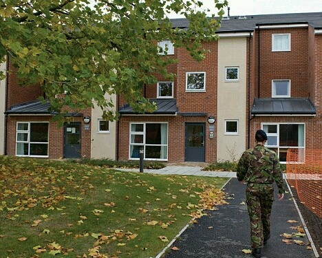 Image for Construction To Begin At Catterick Under The Army Basing Programme
