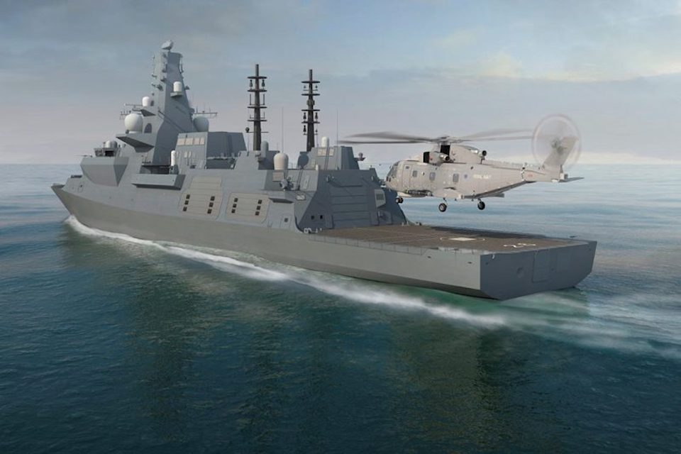 Image for Multi-Billion Pound Defence Deal Secures Thousands Of UK Jobs