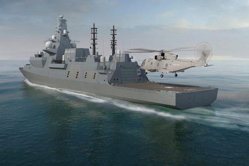 Image for Multi-Billion Pound Defence Deal Secures Thousands Of UK Jobs