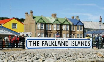 Image for Service Policeman Completes Charity Walk In The Falklands