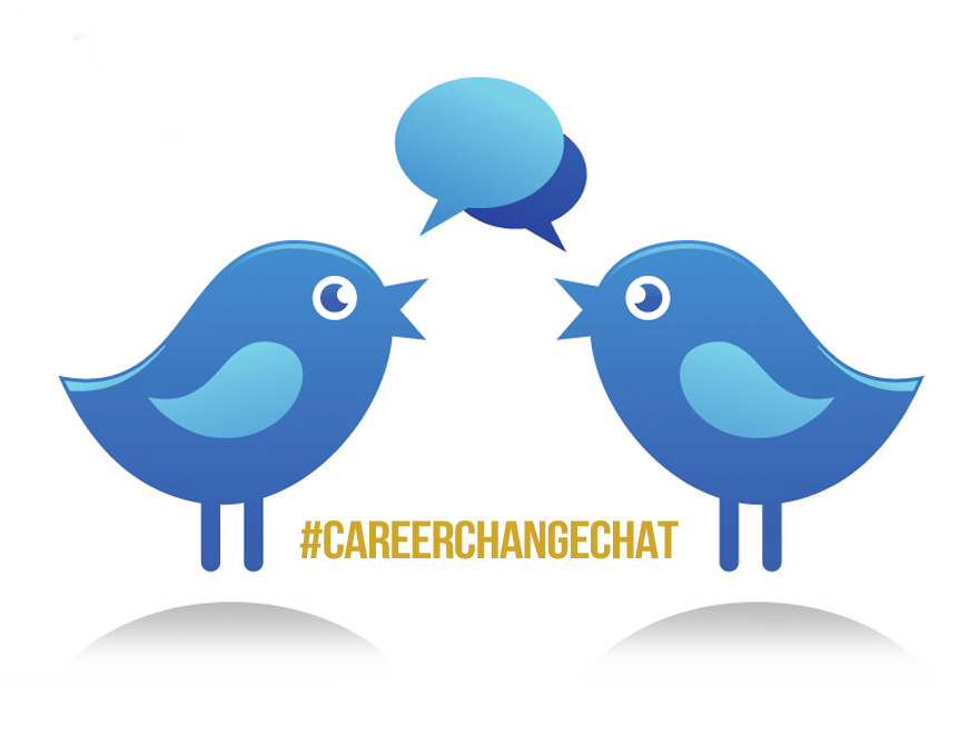 How to Join Our #careerchangechat