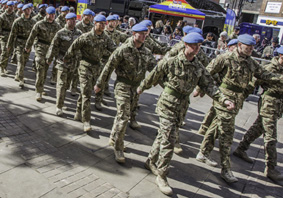 Image for What Does The Armed Forces Covenant Mean For Communities?