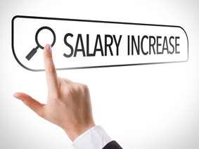 Image for Advertised Salaries Show Annual Improvement