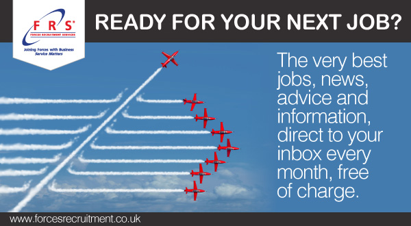 Image for The Forces Recruitment Services E-Newsletter