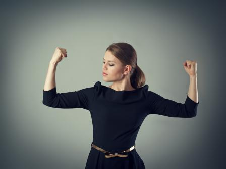 Image for 'Power Poses' To Help You Get Ahead At Work