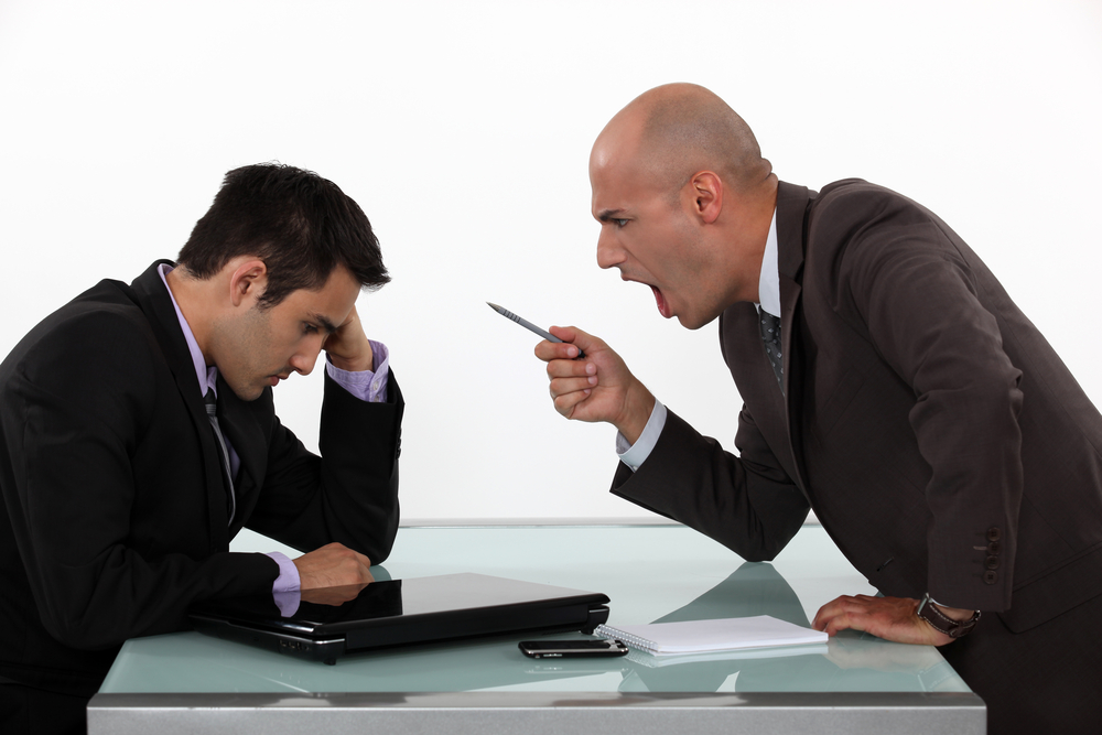 Image for Bad Managers Are Driving Away Talented Staff