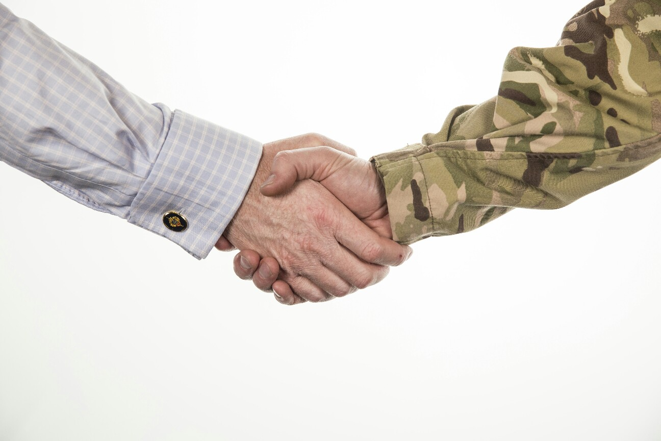 Image for Joining Military Forces With Business - Bridging The Skills Gap