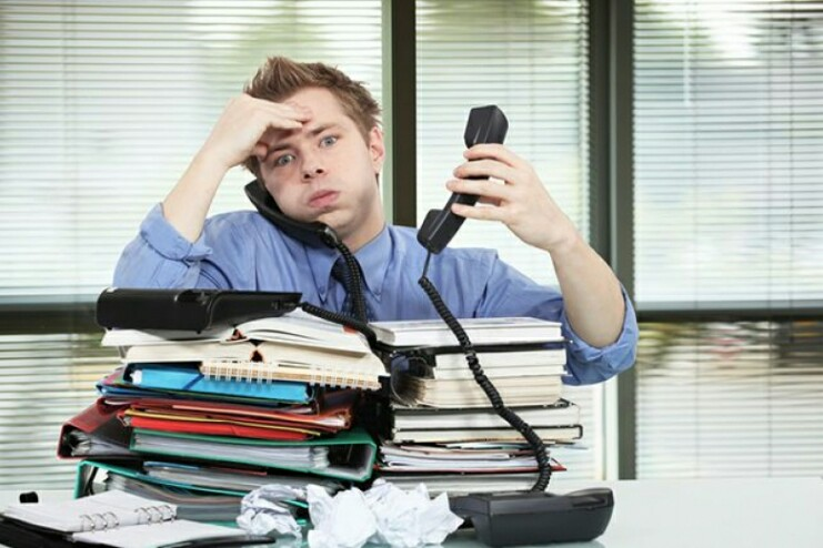 Image for British Workers Addicted To Being Busy