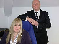 Image for Forces Recruitment Services impress in Kent Business Awards