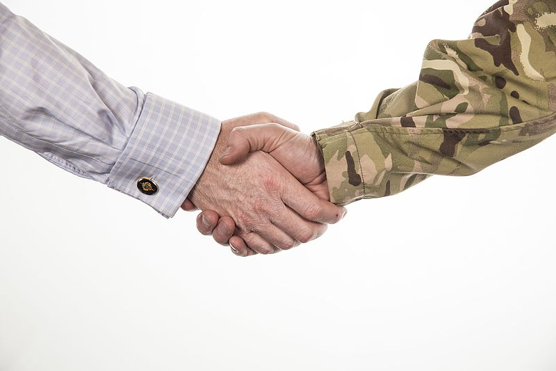 The Military's Loss Can Be Industry's Gain
