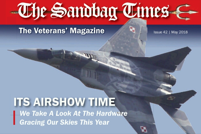 Image for The Sandbag Times - Latest Issue