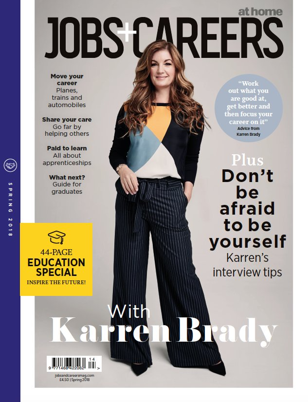 Image for Jobs & Careers Magazine