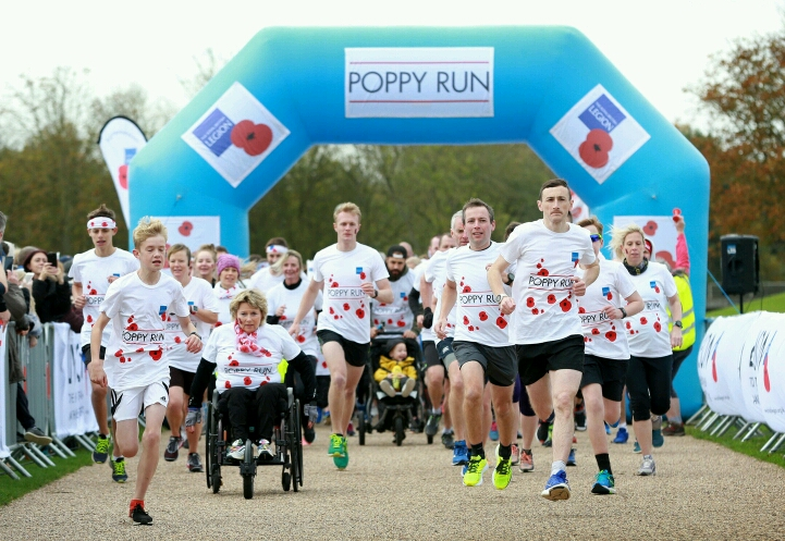 Image for FRS Supporting Poppy Run 2018