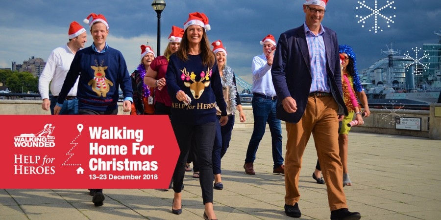 Image for Joining Forces To Give Hope To Veterans This Christmas