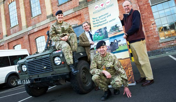 Image for Buchanan Trust's Next Steps As Part Of Modernisation Drive