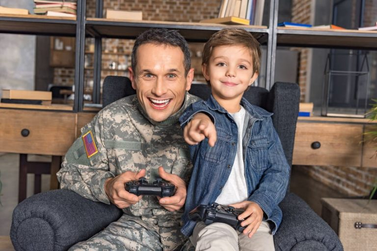 Image for Why A Veteran Makes A Good Foster Carer