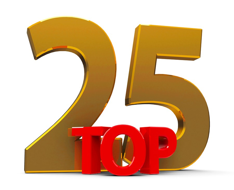 Image for Top 25 Employers - Ranked By Employees