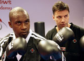 Image for Lee Matthews and Nigel Benn