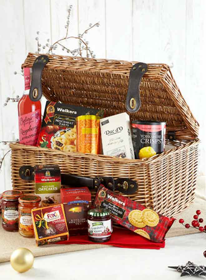 Image for Christmas Hamper Competition Winner